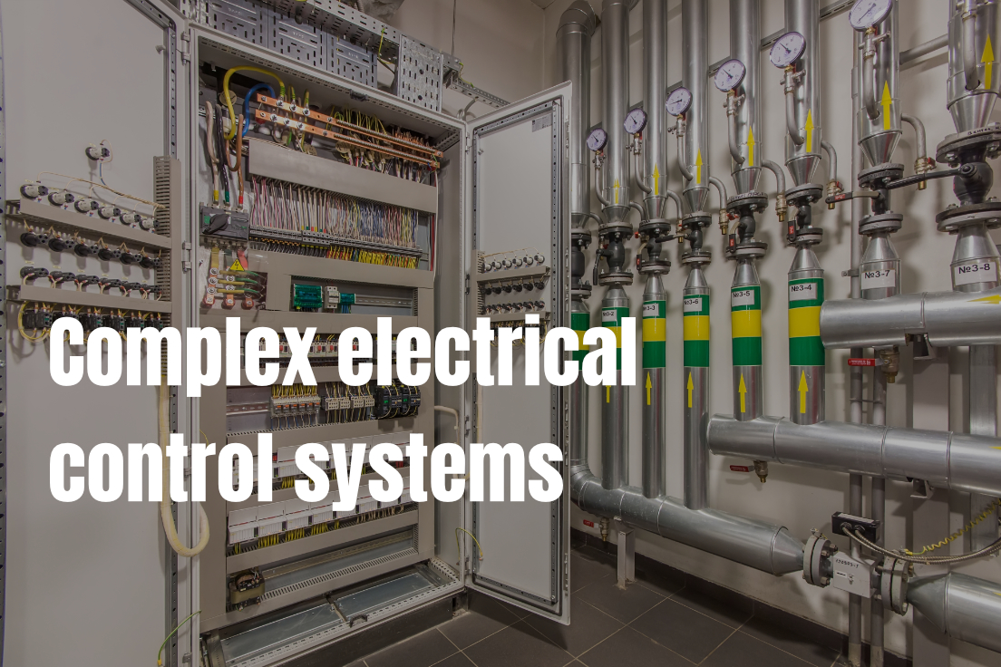 Electrical control installation